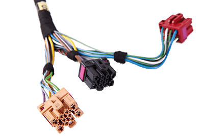 Pleasant Automotive Wire Harnesses Ql Custom Com Wiring 101 Photwellnesstrialsorg
