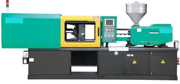 Horizontal injection mold machine