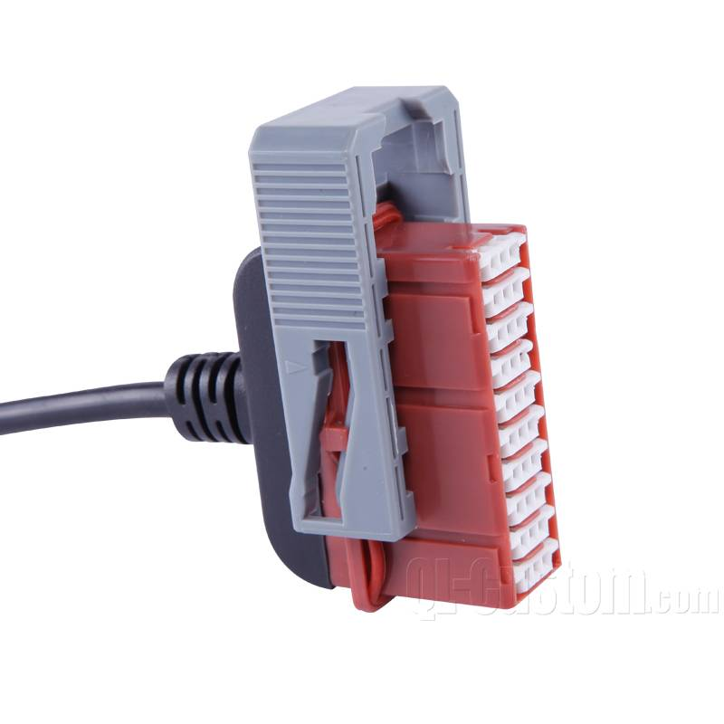 PP2000 Lexia3 30Pin to OBDII female Cable for Citroenn Interface Diagnostic